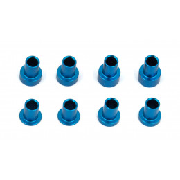 Team Associated Set de pièces (0 deg, 1 deg, 2 deg, 3 deg) B6/B6D 91676