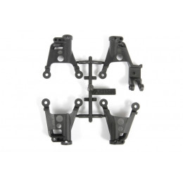 Axial Skid Support Amortisseurs SCX10-2 AX31380