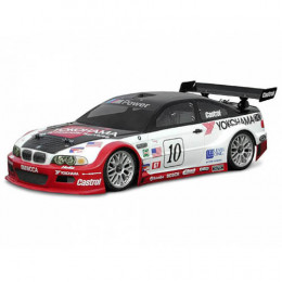 HPI Carrosserie BMW M3 GT 200mm 7452