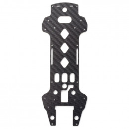 FPV 220 Crossking Competition Racer Top Plate carbone