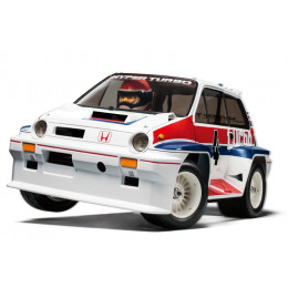 Tamiya WR-02C Honda City Turbo 58611