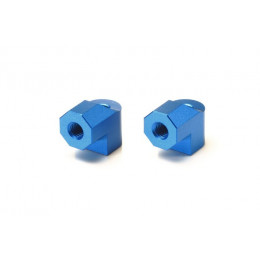 Tamiya Support Plaque Moteur (x2) TA07 54725