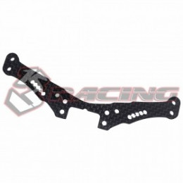 3RACING Support Avant d'amortisseur Graphite Sakura Advance SAK-A506
