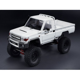 "Killer Body Carrosserie Crawler 1/10"" Toyota Land Cruiser 70 KB48601"