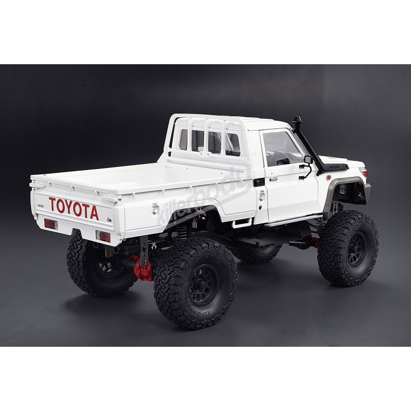 killer body carrosserie crawler 1 10 toyota land cruiser 70 kb48601 rc team. Black Bedroom Furniture Sets. Home Design Ideas