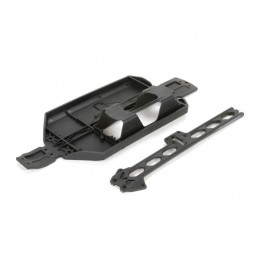 Losi Chassis & Renfort LOS231016