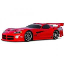 HPI Carrosserie Peinte Dodge Viper 200mm 7727