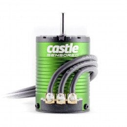 CASTLE Moteur Brushless 1406 5700KV 4 poles Sensored