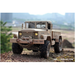 "Cross-Rc Camion Militaire HC4 1/10"" 4x4 KIT"