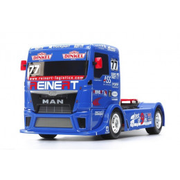 Tamiya TT-01E Camion MAN TGS Team Reinert Racing KIT 58642
