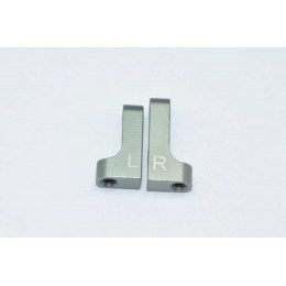 Serpent Support de Servo Alu (x2) 401370