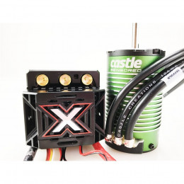 Castle Combo Mamba Monster X + 1512 1800Kv Sensored