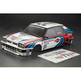 Killer Body Carrosserie Lexan Lancia Delta HF Integrale 16V Peinte 195mm KB48384