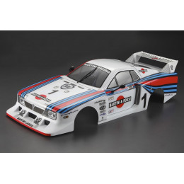Killer Body Carrosserie Lexan Lancia Beta Monte Carlo Peinte 195mm KB48391