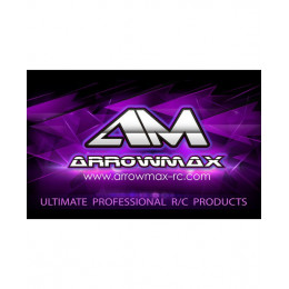 Arrowmax Serviette de Stand 1100x700mm AM140022