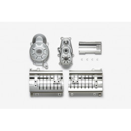 Tamiya Grappe A argent mat High-Lift 54750