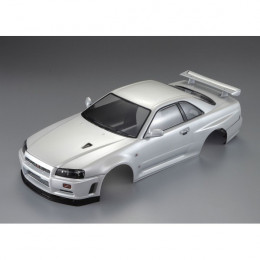 Killer Body Carrosserie Lexan Nissan Skyline R34 195mm KB48626