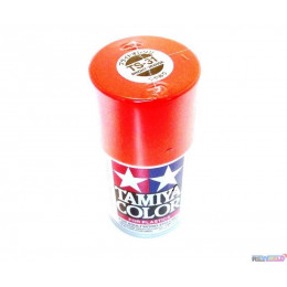 TAMIYA Peinture Acrylique TS31 Orange Brillant 85031