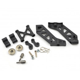 LOSI Support d'Aileron 8IGHT/E/T 4.0 TLR341005