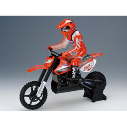 """Racing Anderson Motocross M5 1/5"""" Brushless RTR (Rouge)"""