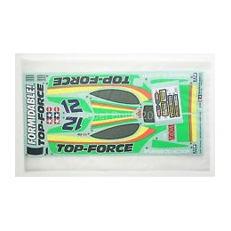 Tamiya Stickers Top-Force 2017 9494187