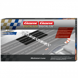 Carrera Digital Rail Multistart Lane 124/132 30370