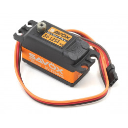 Savox Servo Low profile SV-1254MG 15kg 0.085s Métal