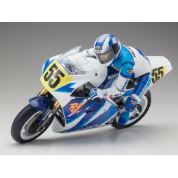 Kyosho Moto Hanging On Racer SUZUKI RGV 1992 Kit 34931B
