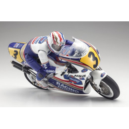 Kyosho Moto Hanging On Racer Honda NSR500 1991 Kit 34932B