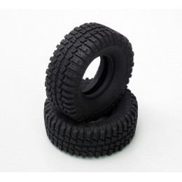 """RC4WD Pneus Scale Dick Cepek Mud Country 1.9"""" Z-T0034"""