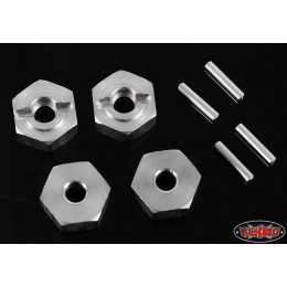 RC4WD Hexagone de Roue 12mm (x4) Z-S0239