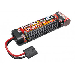 Traxxas Accu 8.4V Power Cell 3000 mah Nimh Straight ID 2923X