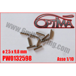 Optima Goupilles de cardan ø2,5x9,8mm PW0132598