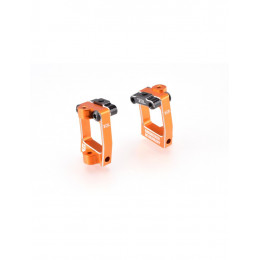 Revolution Design Etrier en Alu 12° Orange XB4 RDRP0355-12-ORA