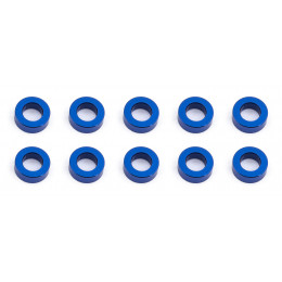 Team Associated Set de Rondelles Alu 5.5x2.0 mm B6/B6D (x10) 31383