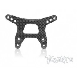T-works Support d'Amortisseurs Avant Carbone B6 TE182B6
