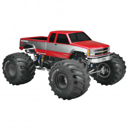 JConcepts Carrosserie 1/10 Chevy Silverado Ext Cab MT 1988 0339