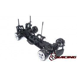 3Racing Sakura D4 Rwd Drift Sport Black Edition KIT