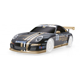 Tamiya Carrosserie Porsche 911 GT3 VIP Noir Limited Edition 190mm 47365