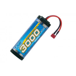 LRP Accu 7.2v 3000mah Power Pack Nimh Dean 71115U