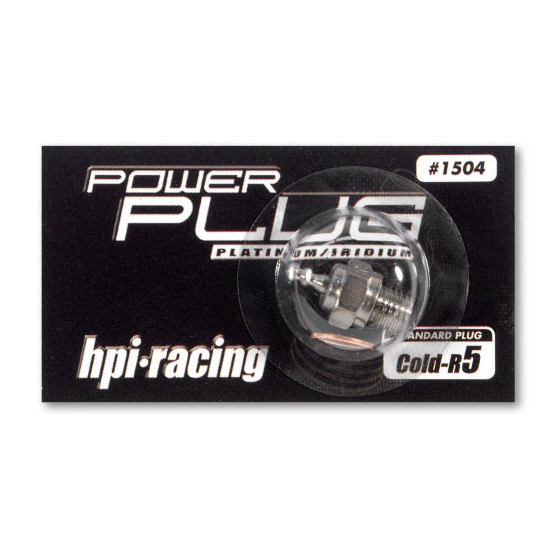 HPI - Bougie Cold R5 - 1504