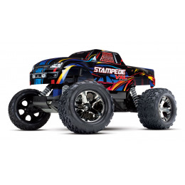 Traxxas Stampede VXL ID TSM RTR (Sans accu/chargeur) 36076-4