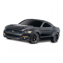 Traxxas Carrosserie Ford Mustang Noire 8312X