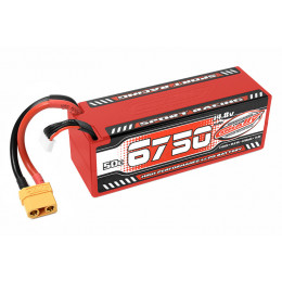 Corally Accu Sport Racing 14.8v 6750mAh 50C 49430