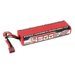 Corally Accu Stick Sport Racing 7.4v 4500mah 50C 49440