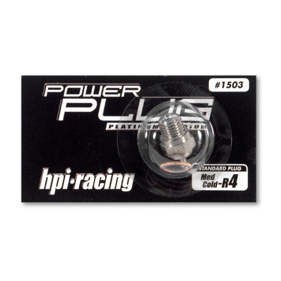 HPI - Bougie Medium Cold R4 - 1503