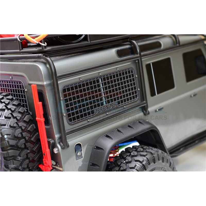 Gpm Grilles De Protection De Fenêtre Defender Alu Trx4zsp12 Rc Team