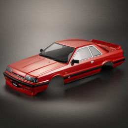 Killer Body Carrosserie Nissan Skyline R-31 Rouge 48677