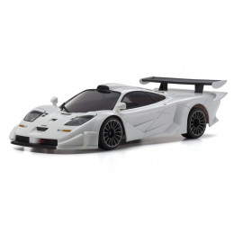 Kyosho Mini-Z MR-03 RWD Mclaren F1 GTR White 32332W