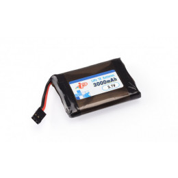 Intellect Accu lipo TX 3.7v 3000mah MT44